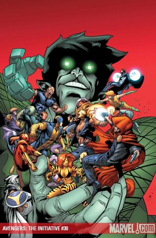 File:Avengers The Initiative Vol 1 30 Textless.jpg