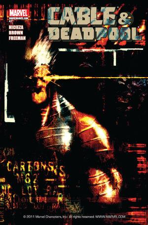 Cable & Deadpool Vol 1 41