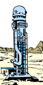 Gamma Bomb (Earth-616) from Incredible Hulk Vol 1 1 0001