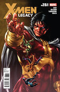 X-Men Legacy Vol 1 261