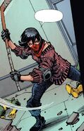 Cindy Moon (Jessica Drew) (Earth-616) from Amazing Spider-Man & Silk- The Spider(fly) Effect Infinite Comic Vol 1 7 001