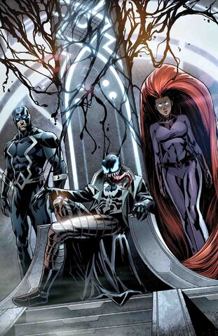 File:Inhumans Once and Future Kings Vol 1 2 Venomized Maximus the Mad Variant Textless.jpg