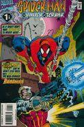 Spider-Man Power of Terror Vol 1 1