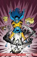 The Age of the Sentry Vol 1 6 Solicit