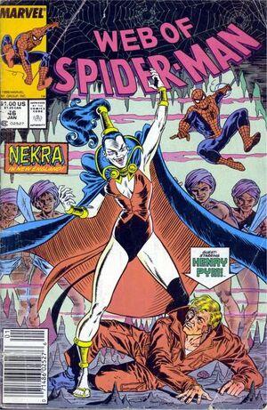 Web of Spider-Man Vol 1 46
