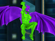 Goblin (Earth-TRN389) from Spider-Man Unlimited (video game) 003
