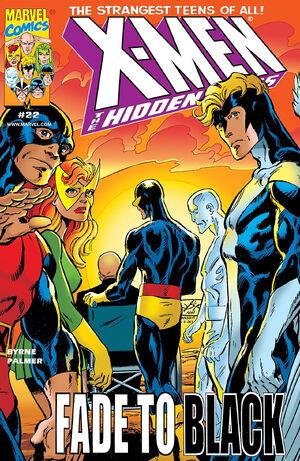 X-Men The Hidden Years Vol 1 22