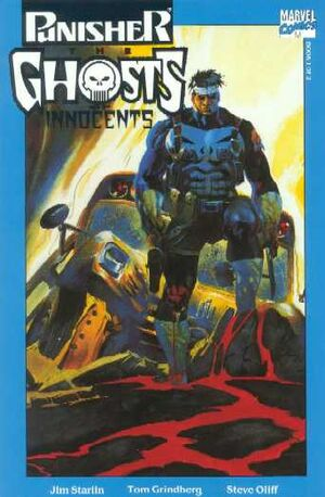 Punisher Ghosts of Innocents Vol 1 1