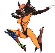 Wolverina (Earth-What The--?!)