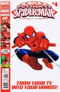 Marvel Universe Ultimate Spider-Man Vol 1 4