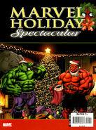 Marvel Holiday Spectacular 2009 Vol 1 1