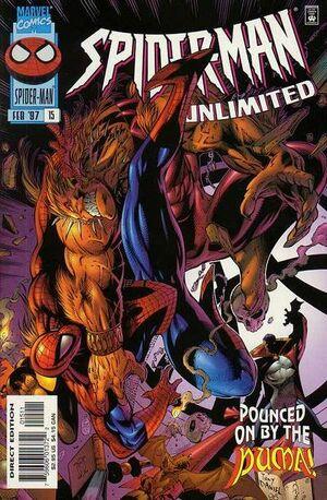 Spider-Man Unlimited Vol 1 15