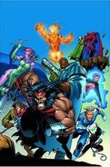 X-Men Alpha Vol 1 1 Textless