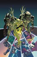 Avengers Vol 5 17 Textless