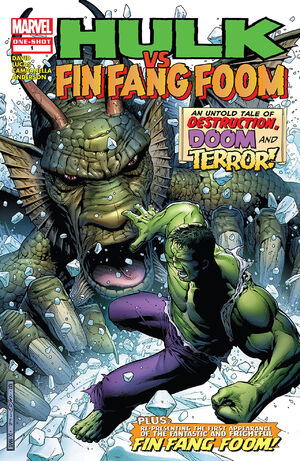 Hulk vs. Fin Fang Foom Vol 1 1