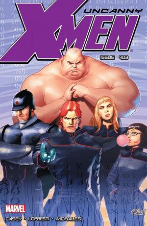 Uncanny X-Men Vol 1 403