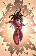 Spider-Woman Origin Vol 1 5 Textless