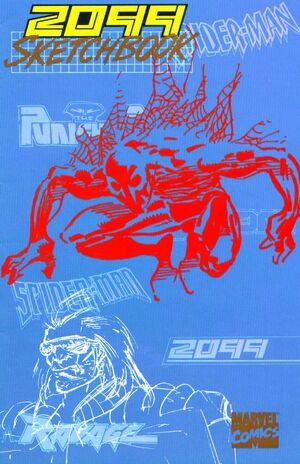 2099 Sketchbook Vol 1 1