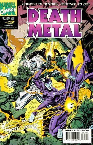 Death Metal Vol 1 3