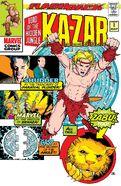 Ka-Zar Vol 3 -1