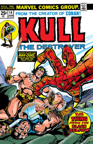 Kull the Destroyer Vol 1 14