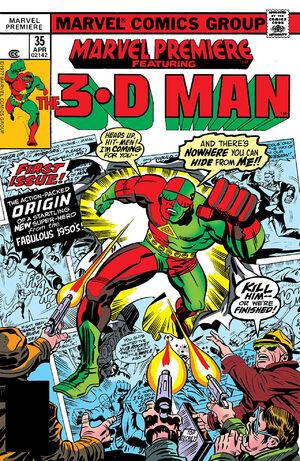 Marvel Premiere Vol 1 35