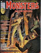 Monsters of the Movies Vol 1 6