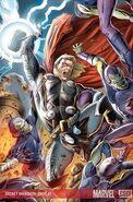 Secret Invasion Thor Vol 1 2 Textless