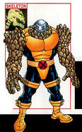 Sidney Green (Earth-616) from X-Men Earth's Mutant Heroes Vol 1 1 0001
