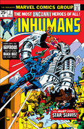 Inhumans Vol 1 2