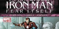 Invincible Iron Man Vol 1 504