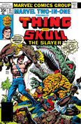 Marvel Two-In-One Vol 1 35