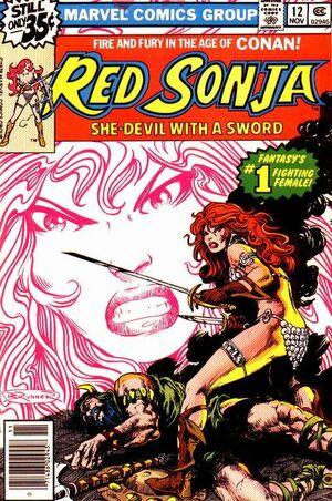 Red Sonja Vol 1 12