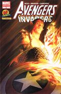 Avengers Invaders Vol 1 2 Dynamic Forces Variant