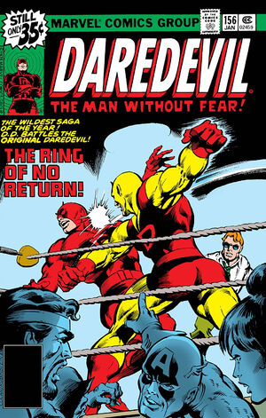 Daredevil Vol 1 156