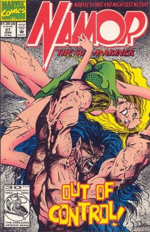 Namor the Sub-Mariner Vol 1 27