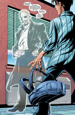 Nick Fury Apperance Earth 1610 Ultimate Spider Man Vol 1 24