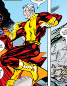 Pietro Maximoff (Earth-295) from X-Men Chronicles Vol 1 1 0001