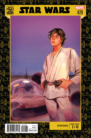 File:Star Wars Vol 2 29 Star Wars 40th Anniversary Variant.jpg