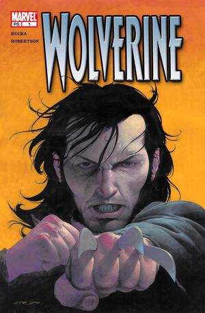 Wolverine Vol 3 1