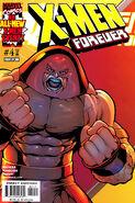 X-Men Forever Vol 1 4