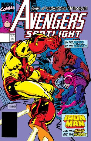Avengers Spotlight Vol 1 29