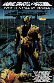 James Howlett (Earth-11080) from Marvel Universe Vs. Wolverine Vol 1 1 0001