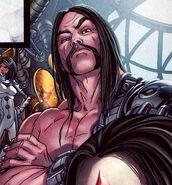 John Greycrow (Earth-616) from X-Men Vol 2 204 0001