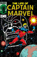 Life of Captain Marvel Vol 1 5