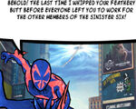 Sinister Six (Earth-TRN389) from Spider-Man Unlimited (video game) 001
