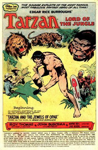 File:Tarzan Vol 1 1 Tarzan and the Jewels of Opar.jpg