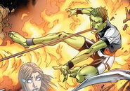 Victor Borkowski (Earth-616) from New X-Men Vol 2 23 0002