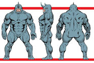 Aleksei Sytsevich (Earth-616) from Official Handbook of the Marvel Universe Master Edition Vol 1 14 0001