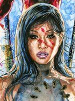 Maya Lopez (Earth-12121) Daredevil End of Days Vol 1 3 002